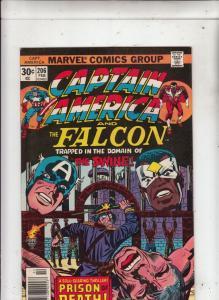 Captain America #206 (Feb-77) VF/NM High-Grade Captain America