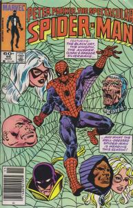 Spectacular Spider-Man, The #96 (Mark Jewelers) FN; Marvel | save on shipping -