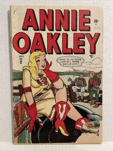 Annie Oakley #2 1948 Atlas