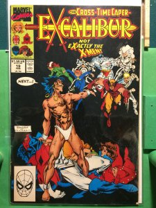 Excalibur #19 The Cross-Time Caper