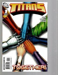 12 DC Comics Titans # 1 2 3 4 5 6 7 8 9 10 11 12 J438