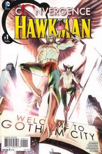 Convergence Hawkman #1, NM (Stock photo)