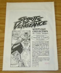 Spirits of Vengeance Keepsake Collection comic images (#343/5,000) ghost rider