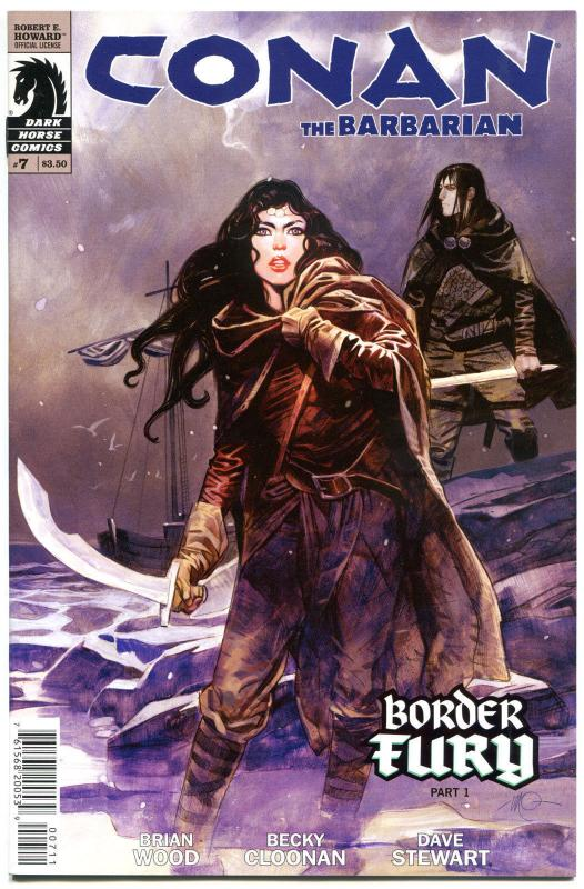 CONAN the BARBARIAN #7, NM, Belit, Queen of, 2012, more Conan in store