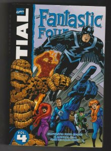 ESSENTIAL FANTASTIC FOUR #4 MARVEL COMICS 2005 STAN LEE & JACK KIRBY