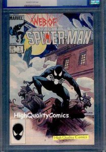 WEB OF SPIDER-MAN #1, CGC = 9.6, NM+, Charles Vess, more CGC in store