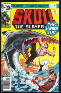 Skull the Slayer #6 (Jul-76) NM- High-Grade Skull the Slayer