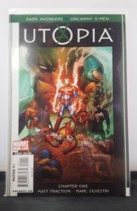 Dark Avengers/Uncanny X-Men: Utopia #1 (2009)