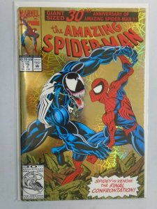 Amazing Spider-Man #375 30th Anniversary issue 8.5 VF+ (1993 1st Series)