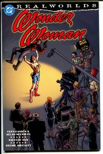 Realworlds: Wonder Woman-Glen Hanson-TPB-trade