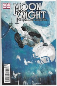 Moon Knight   vol. 4   #  8 VF/NM
