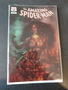AMAZING SPIDER-MAN #20 COMICXPOSURE LUCIO PARRILLO EXCLUSIVE