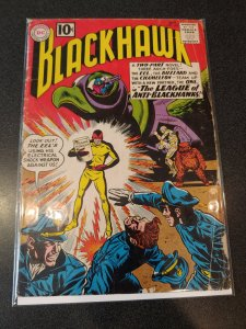 BLACKHAWK #165 VG