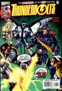Thunderbolts (1997 series) #48, NM- (Stock photo)
