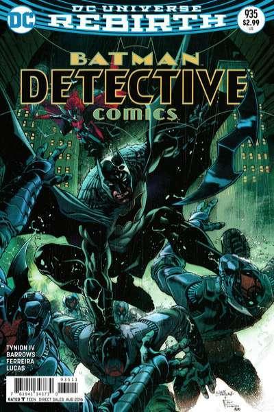 Detective Comics (2016 series) #935, NM- (Stock photo)