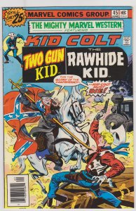 Mighty Marvel Western #45