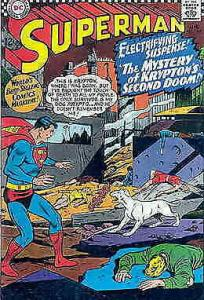 Superman (1st Series) #189 VG; DC | low grade comic - save on shipping - details