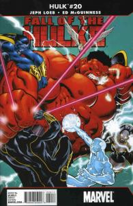 Hulk (4th Series) #20 VF/NM; Marvel | save on shipping - details inside
