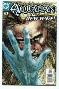 Aquaman V4 1 Feb 2003 NM- (9.2)