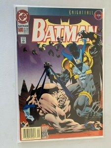 Batman #500 8.5 VF+ un-polybagged (1993)