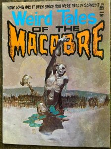WEIRD TALES OF THE MACABRE #1 (Atlas,4/1975) VERY GOOD (VG)  Pasko/Colon