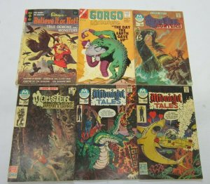 Monster lot 6 different books various conditions (Silver + Bronze years)