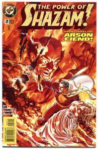 SHAZAM #2, NM+, Power of, Captain Marvel, Manley, 1995, more in store