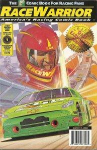 RaceWarrior #1 VG; Custom Comics of America | low grade comic - save on shipping