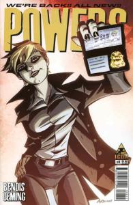 Powers (Vol. 3) #8 VF/NM; Icon | save on shipping - details inside
