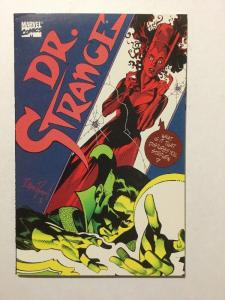 Dr. Doctor Strange What Is It That Disturbs You Stephen 1 VF/NM 9.0