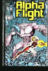 Alpha Flight #56 (1988)
