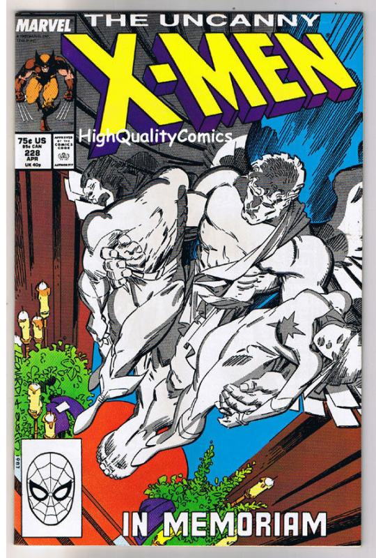 X-MEN #228, NM, Chris Claremont, Wolverine, Uncanny, more in store