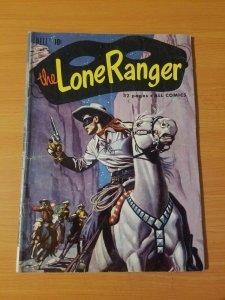 The Lone Ranger #40 ~ FINE FN ~ (1951, Dell Comics)