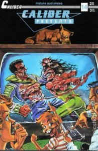 CALIBER PRESENTS #14, NM, 1989 1990, more Horror in store