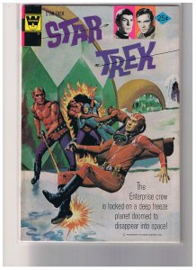 Star Trek # 27   Nov 74