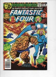 FANTASTIC FOUR #203, VF+, Thing, Sinnott, 1961 1979, Marvel, more FF in store