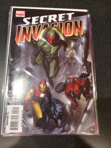 Secret Invasion #2 (2008)