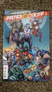 Justice League vs. Suicide Squad #6 (2017) NM