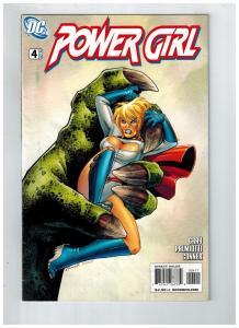 Powergirl # 4 NM DC Comic Books Justice Society Of America Superman Batman!! SW1