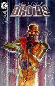 Star Wars: Droids (1994 series) #3, NM- (Stock photo)