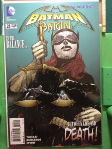 Batman and Robin #21 The New 52