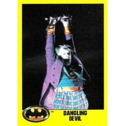 1989 Batman The Movie Series 2 Topps DANGLING DEVIL #171
