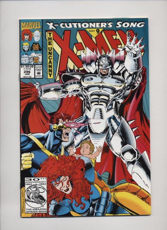 The Uncanny X-Men #296 (1993)