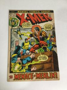 X-Men 78 Vg Very Good 4.0 Marvel
