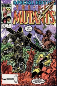 The New Mutants Special Edition #1 (1985)