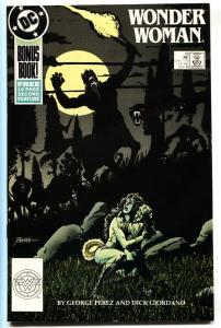 WONDER WOMAN #18 comic book 1988 DC COMICS-1st CIRCE