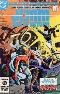 Jemm: Son of Saturn #2, VF- (Stock photo)