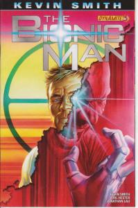 Bionic Man (Vol. 1) #5A VF/NM; Dynamite | save on shipping - details inside