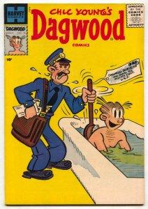 Dagwood #75 1957- Harvey comics- high grade Vf+