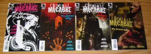 Criminal Macabre: My Demon Baby #1-4 VF/NM complete series STEVE NILES mcdonald